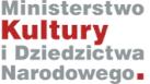 Ministerstwo Kultury i Dziedzictwa Narodowego logo